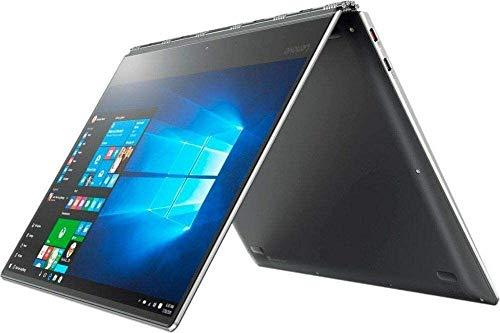 "Lenovo Yoga 910 14"" FHD IPS Touchscreen Laptop, Intel Core i5-7200U 2.5GHz up to 3.1GHz, 8GB DDR4, 512GB NVMe SSD, Backlit Keyboard, Bluetooth, Webcam, Fingerprint Reader, Windows 10, Accessory Bundle"