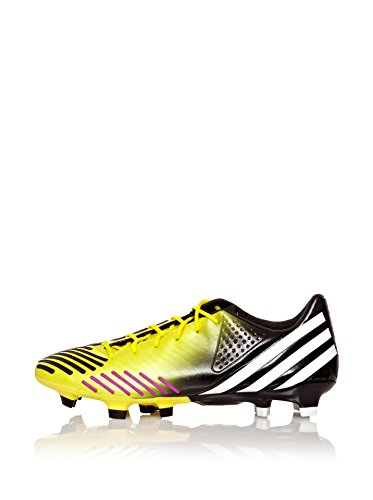 adidas Herren Predator Lz TRX Fg Sneakers, Gelb-Schwarz, 36 2/3 EU