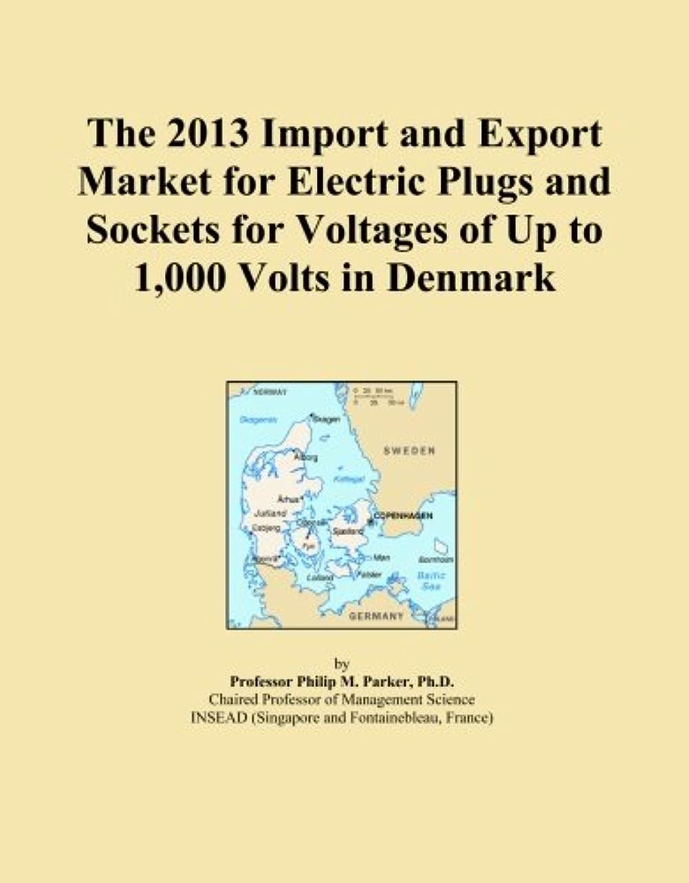研究国民投票観光に行くThe 2013 Import and Export Market for Electric Plugs and Sockets for Voltages of Up to 1,000 Volts in Denmark