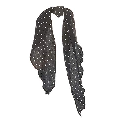 OULN1Y Bandeaux Dot Stripe Print Headkerchief for Women Triangle Scarf Headband Hair Bow Scrunchies Ponytail Hairbands Hair Rope,Style 5