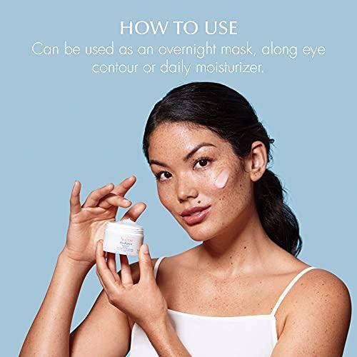 Eau Thermale Avene Hydrance Hydrating Aqua Cream-in-Gel, 24 Hour Hydration, Antioxidant Protection, 1.6 Oz