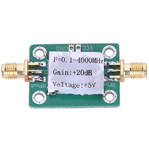Amplificador de RF, módulo amplificador de RF duradero de baja potencia para GPS para TV por cable para receptor de control remoto para circuito de recepción Wifi