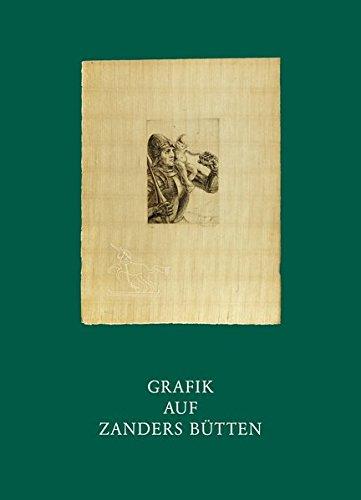 Grafik auf Zanders Bütten: Meisterwerke auf handgeschöpftem Papier