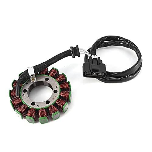 Regulador rectificador y alternador del generador de bobinas del estator magneto para Kawasaki ZX6R ZX-6R 2009-2014 2011 2011 2012 2013