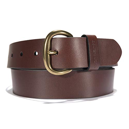 Carhartt Women's Signature Casual Belt, Jean Brown, S