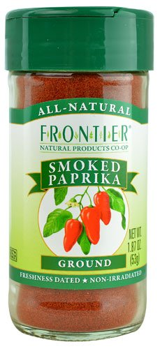 Frontier New mail order Co-Op Smoked Paprika Bombing free shipping Ground -- - oz pc 2 1.87