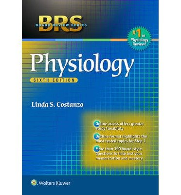 BRS Physiology 6th Edition (Paperback) - Common