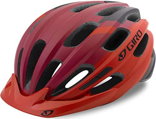 Giro Bronte Fahrradhelm, mat red, One sizesize XL