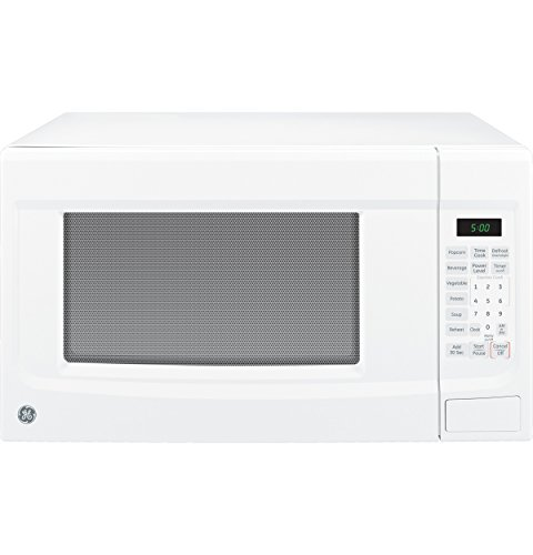 GE JES1451DSWW Countertop Microwave Oven, White