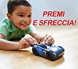 Immagine 1 disney cars jackson storm turbo
