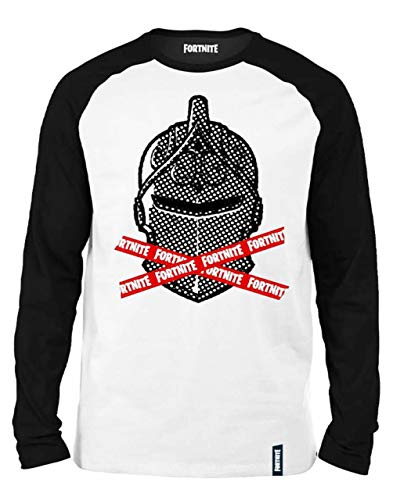 Fortnite Black Knight Long Sleeve Boys T-Shirt