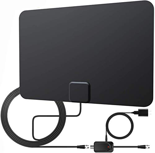 2020 Newest Indoor TV Antennas TV Aerial For Digital Freeview, 60 Miles+...