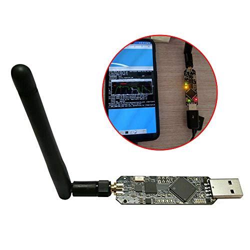 Leepesx Ubertooth One Module Test Tool Plataforma de desarrollo inalámbrico de 2.4GHz Adecuado para BT Experimentación