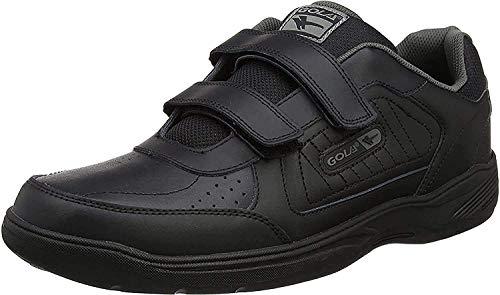 Gola - Belmont Velcro Wf - Chaussures de sport - Homme - Noir (Black Bb) - 43 EU (9 UK)