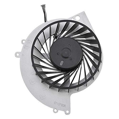 ZGNB Ventilador de refrigeración de Ordenador portátil Incorporado de Repuesto Interno de Consola de Juego para So-NY 4 Ps4 Pro Ps4 1000 Ventilador de refrigeración de CPU