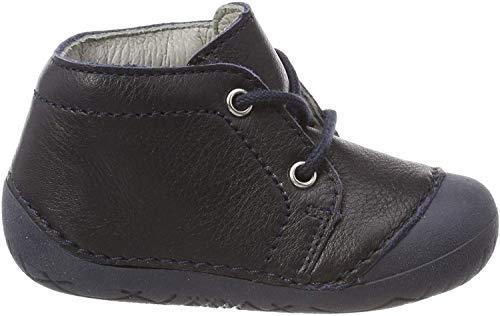 Richter Kinderschuhe Richie, Baby Jungen Sneaker, Blau (Atlantic 7200), 20 EU (4 UK)