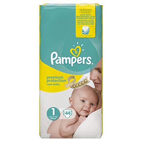 Pampers New Baby Taglia 1 2 – 5 kg X44 strati