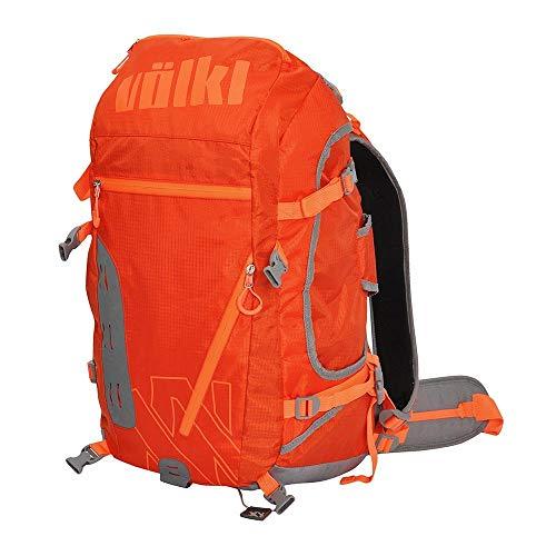 Völkl Freeriderucksack, Skirucksack, Sportrucksack, Rucksack,Freizeitrucksack, Free Ride Pack Tangerine