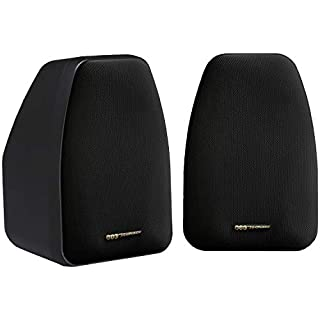 Bic America DV-32B 3 1/2-Inch 2-Way Compact Shielded Speakers (Black) (B00006JPDF) | Amazon price tracker / tracking, Amazon price history charts, Amazon price watches, Amazon price drop alerts