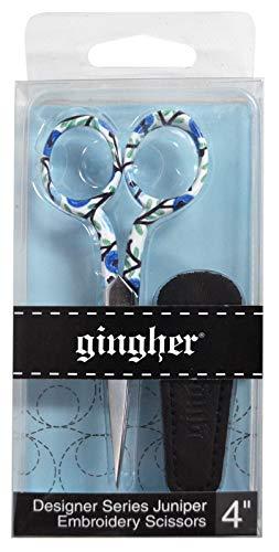 Gingher GNG Designer EmbrScissors Wacholderschere