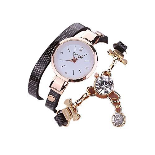 Relojes Pulsera Mujer, K-youth® Moda Mujer Cuarzo Analógico Relojes de pulsera Mujeres...