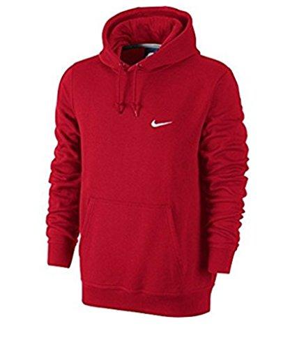 Nike Mens Club Swoosh Hoodie...