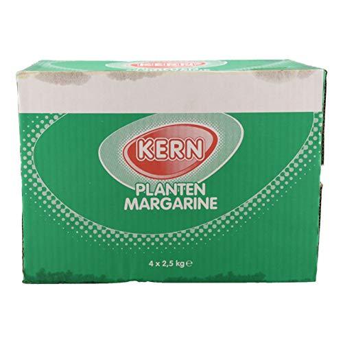 Kern Pflanzen-Margarine 4 x 2,5 kg Schachtel 10 Kilo