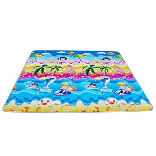 CLISPEED 1Pc Outdoor Mat Durable Novel Fashion Stylish Picnic Pad Floor Cushion Camping Blanket Chic Beach Mat