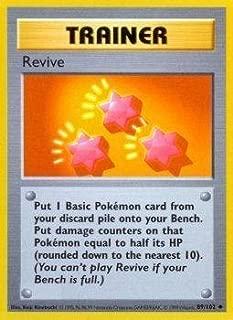 Pokemon - Revive (89/102) - Base Set