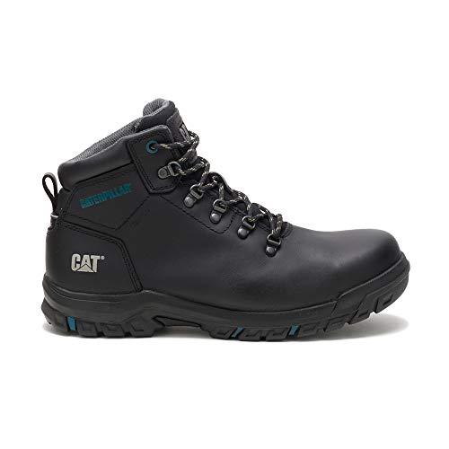 Caterpillar Mae Steel Toe Waterproof Work Boot Black 7