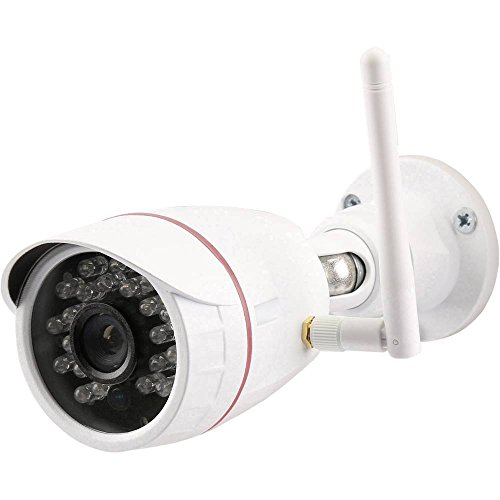 Olympia 5929 IP Außenkamera, auch an Protect und Prohome Serie nutzbar, Zubehör, App Steuerung