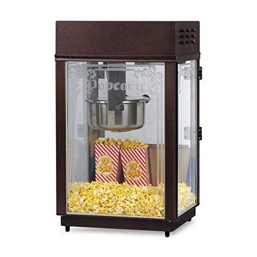 Great Price! Gold Medal 1871 6 oz Kingery Heavy-Duty Popcorn Popper