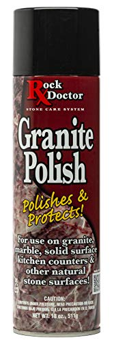 Rock Doctor Granite Polish, 18 Ounce