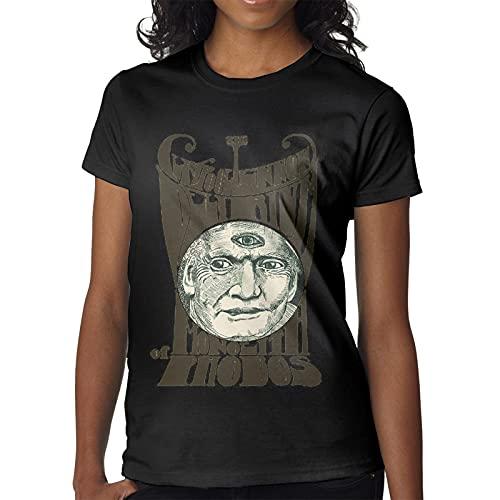 Claypool Lennon Delirium T Shirt Woman's Summer Cotton Short Sleeves Shirts