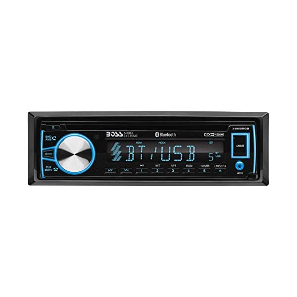 BOSS Audio Double Din, Touchscreen, Bluetooth, MP3/USB/SD AM/FM Car Stereo, 6.5 Inch...