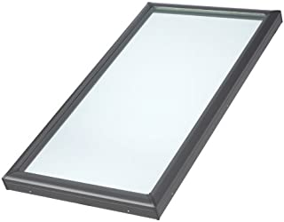 VELUX 22-1/2 in. x 46-1/2 in. Fixed Curb-Mounted Skylight with Laminated Glazing