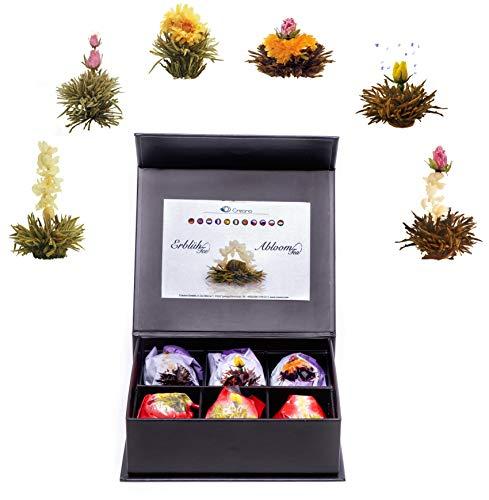 Creano Mix de 6 Flores de Té