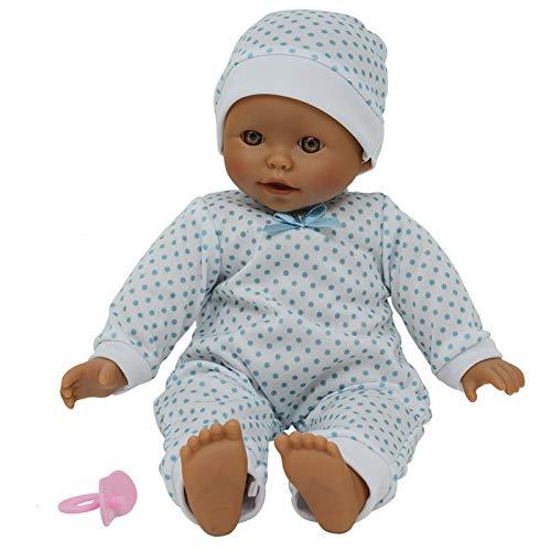 14 inch Soft Body Hispanic Baby Doll