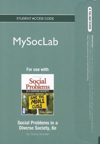 Mysoclab for Social Problems in a Diverse Society