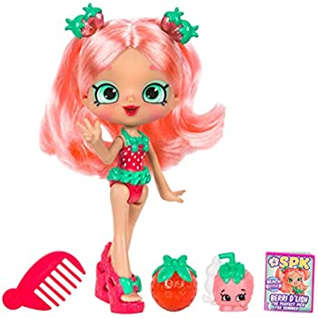 """5"""" Shoppie Doll with Matching Shopkin & Acces   Shopkin.Toys - Image 1"""