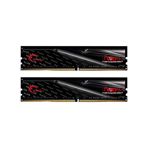 G.SKILL 16 GB CL 15 DDR4-2133 Ryzen Fortis Series Noir Memory Kit