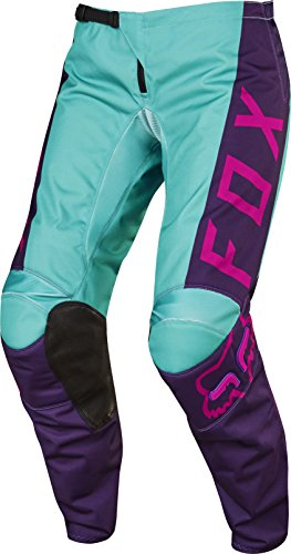 Fox 2017 Damen Motocross / MTB Hose - 180 Race - purple-pink: Größe Hose: 9-10 / 30 US / 40 EU