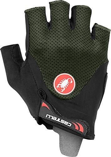 CASTELLI Arenberg Gel 2 Glove - Guantes de ciclismo para hombre, Hombre,...