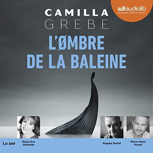 L'Ombre de la baleine audiobook cover art