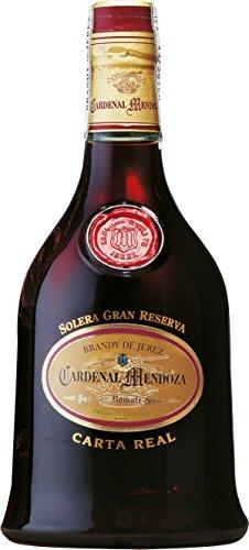 Cardenal Mendoza Carta Real Brandy de Jerez - 2