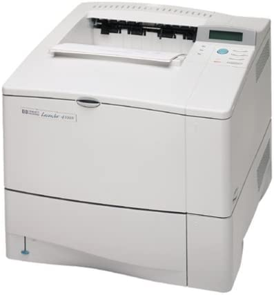 Hewlett Packard 4100N LaserJet Printer (Renewed)