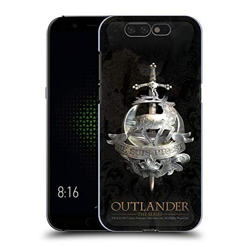 Official Outlander Fraser Brooch Seals And Icons Hard Back Case Compatible for Xiaomi Black Shark
