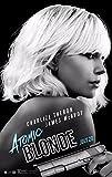 IFUNEW Poster Wandbilder Atomic Blonde Film Charlize Theron