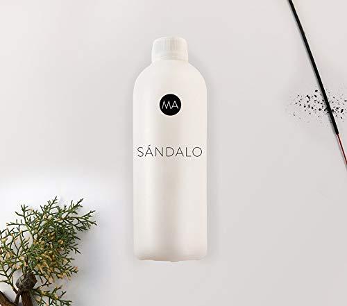 MA MEDITAROMA Ambientador Sandalo - Esencias para Entradas - Casas - Tiendas...