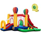 Best Bounce Houses - Costzon Inflatable Bounce House, 6 in 1 Mighty Review